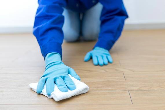 清掃業務・ハウスクリーニング