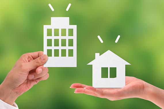 家を売りたい・貸したい・住宅売買・賃貸業務